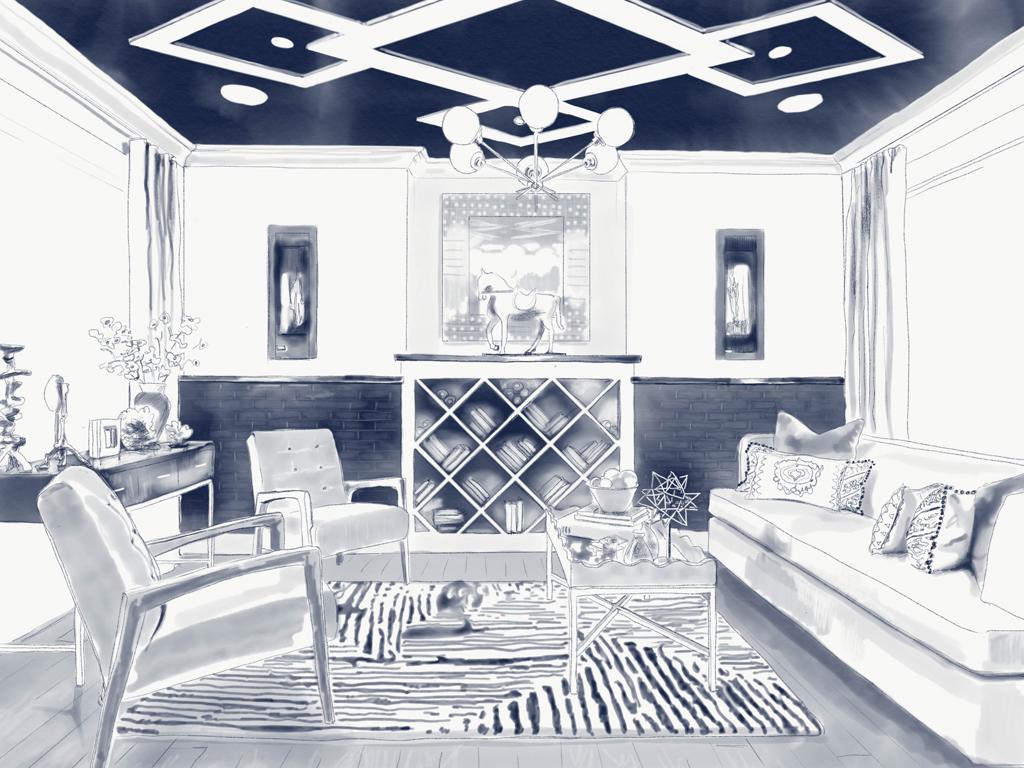 Experienced Interior Designer